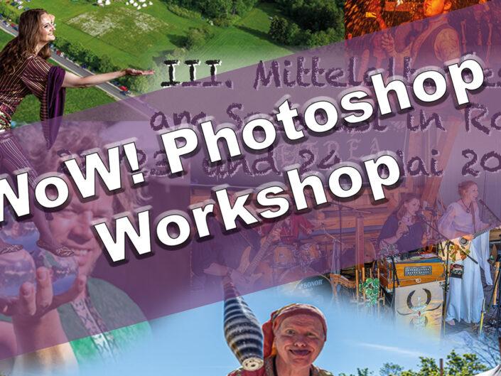 Adobe Photoshop für Einsteiger<br>– Wochenendkurs –